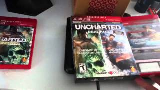 UNCHARTED Dual Pack Unboxing/Content