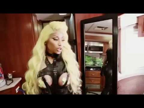 Nicki Minaj, Farruko, Bad Bunny - Krippy Kush (REMIX) [Official Video] Ft. 21 Savage, Rvssian {BTS}