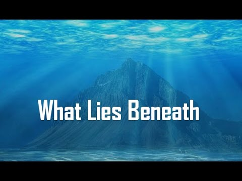 Big Picture Science: What Lies Beneath - 28 Nov 2016