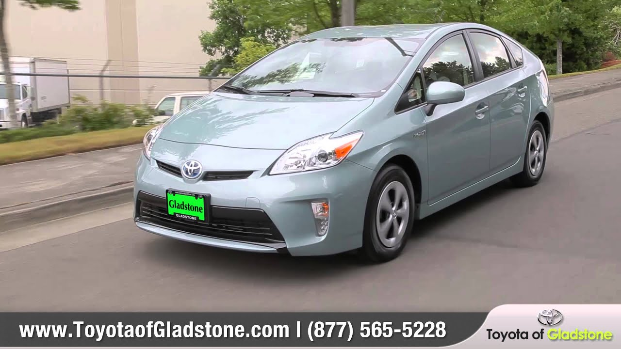 How To Charge Your Toyota Prius Plug In Hybrid Gladstone Oregon 97027