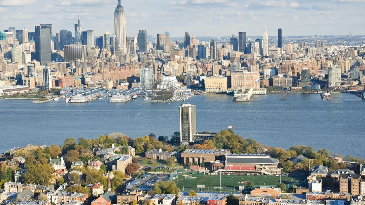 Stevens Institute of Technology: A University on the Rise - YouTube