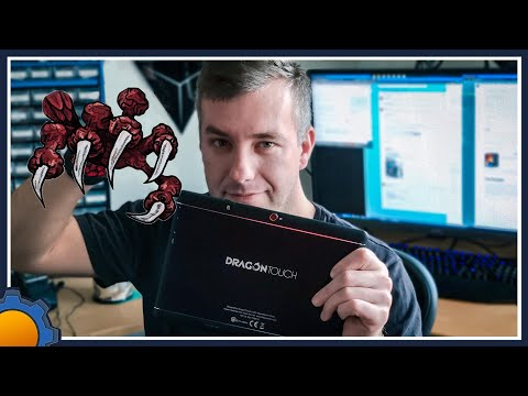 Budget dragons: DragonTouch Notepad  K10 [review]