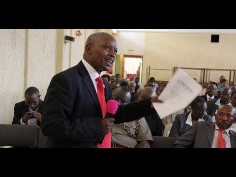 BBI TUSSLE: Nyeri BBI mobilization turns chaotic as residents demand copies of the report
