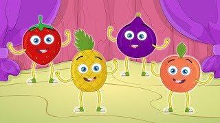 Meyveler - Kutu Kutu Pense Çocuk Oyunu ve Şarkısı