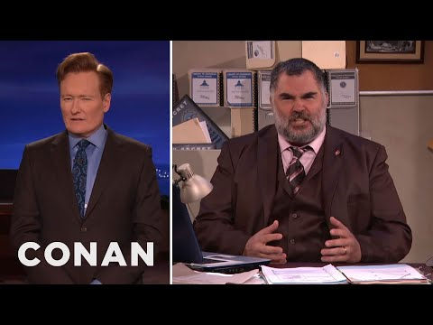 Russia Has More Compromising Material About Public Figures  - CONAN on TBS