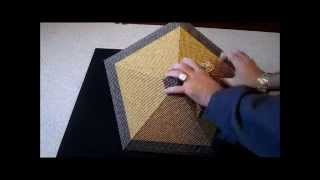 COCOAUB - Giant Golden Decahedron 85,000 Dots