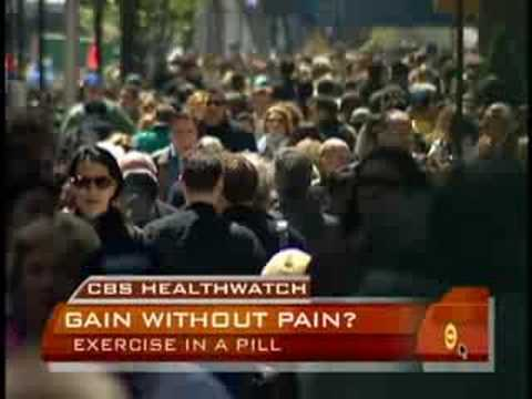 Exercise In A Pill
