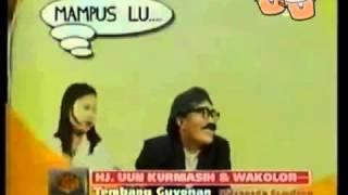 Download lagu Tembang Guyonan Singkatan Hj Uun KurniasihWa Kolor MP3