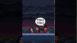 Taki Taki - DJ Snake Whatsapp status video(Vertical Video With Download Link)