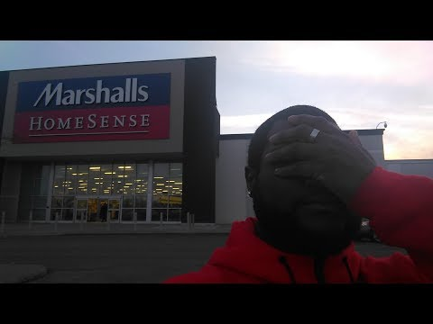 SEARCHING FOR SOME HEAT AT MARSHALL'S & WINNERS!!!