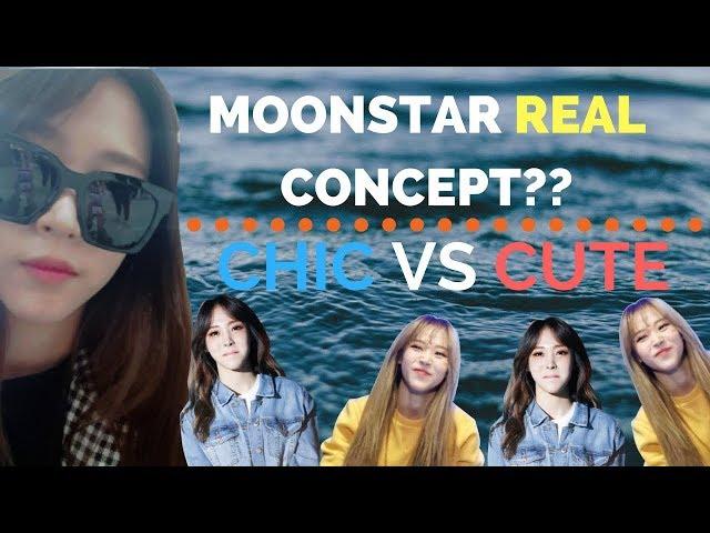 [Mamamoo] Unexpected Moonbyul Hidden Concept?!