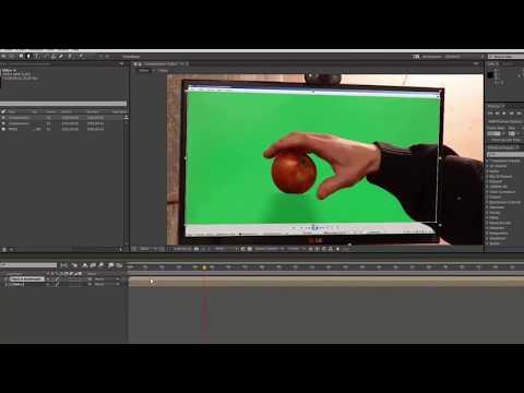 Видео, Урок  10 Зак Кинг как он это делает  Яблоко из монитора