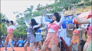 Teams OMG dance 💃 ស្រុះគ្នាណាស់