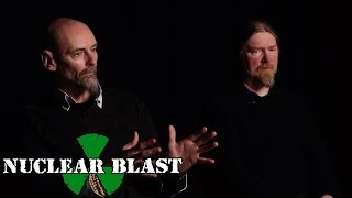 MY DYING BRIDE - Aaron discusses the band's latest single 'Tired Of Tears' (OFFICIAL TRAILER)