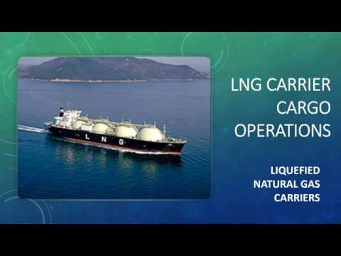 LNG carrier cargo operations summarized for you in 1 video !!!!