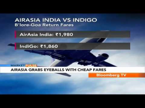 Market Pulse: Indigo Takes AirAsia India's Bait