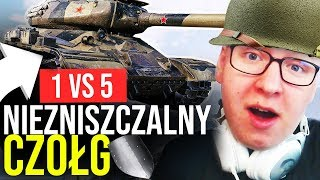 NIEZNISZCZALNY POJAZD - World of Tanks