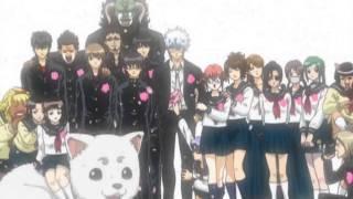 Gintama ED16 - Sayonara no Sora - Qwai FULL HQ
