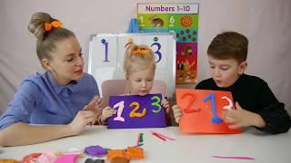 Английский для самых маленьких - Урок 7