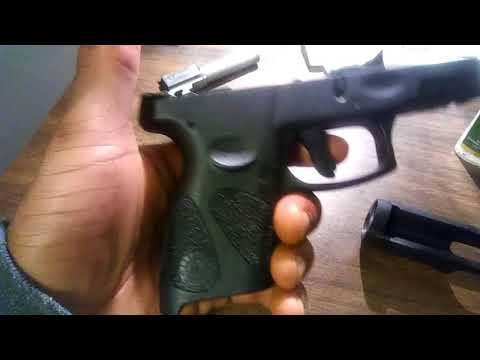 Cleaning my PT111 G2 Taurus 9mm