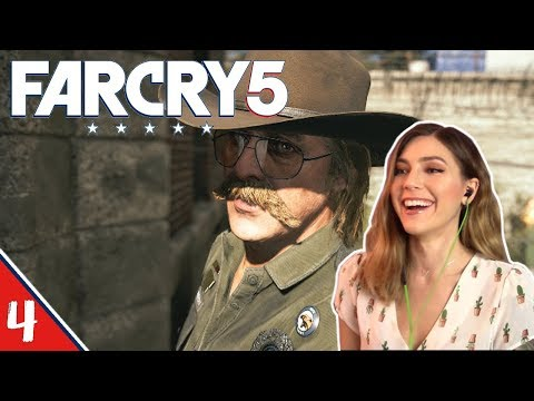 John Seed Creeps Me Out | Far Cry 5 Pt. 4 | Marz Plays
