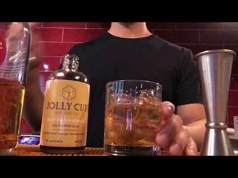 The Jolly Cut Old Fashioned