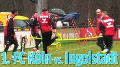 1. FC Köln gegen FC Ingolstadt: Peter Stögers Kader vor der Bundesliga-Partie weiter unsicher