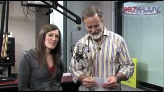 "Jody Dean & Rebekah Black Love Song - ""Queen Of Hit It And Quit It"" - 98.7 KLUV"