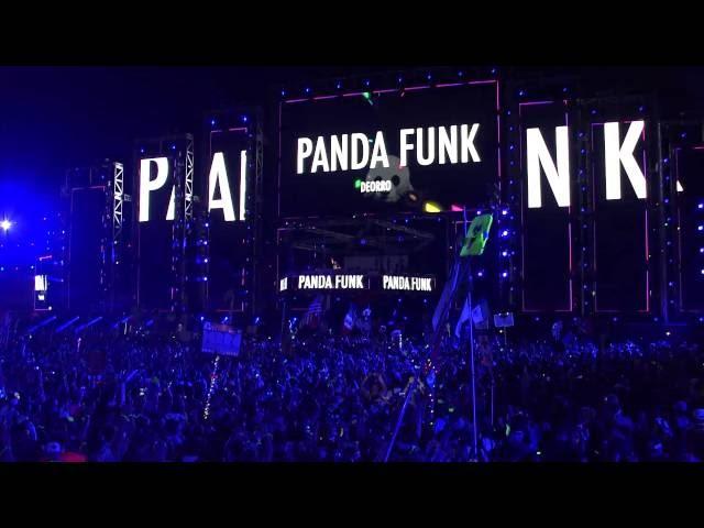DEORRO @ EDC Las Vegas 2016 (Full live set)