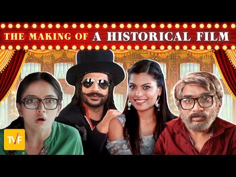 TVF's The Making Of... | A Historical Film (ft. Runveer & Deepu)