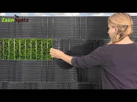 Gartenzaune Und Tore Online Bestellen Teil 3 Zaun24 Youtube