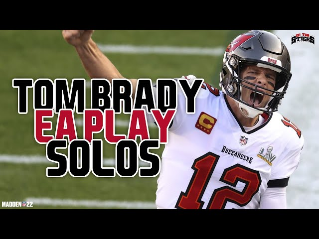 Madden 22 Ultimate Team Tom Brady Early Access Solos + How To Get A Free 80+ OVR Elite WR!