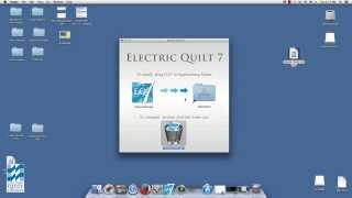 Installing EQ7 on a Mac