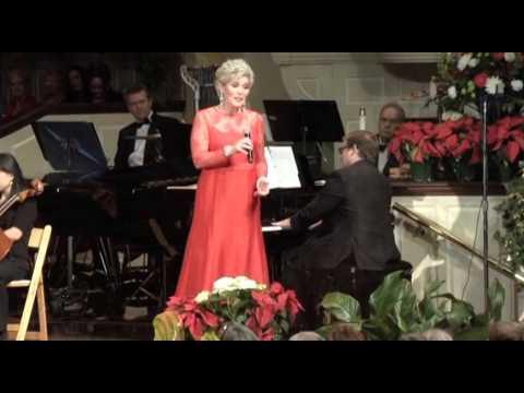 Sylvia McNair sings