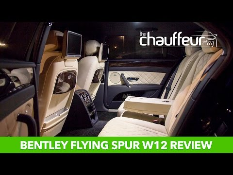 Bentley Flying Spur W12 Review from TheChauffeur.com