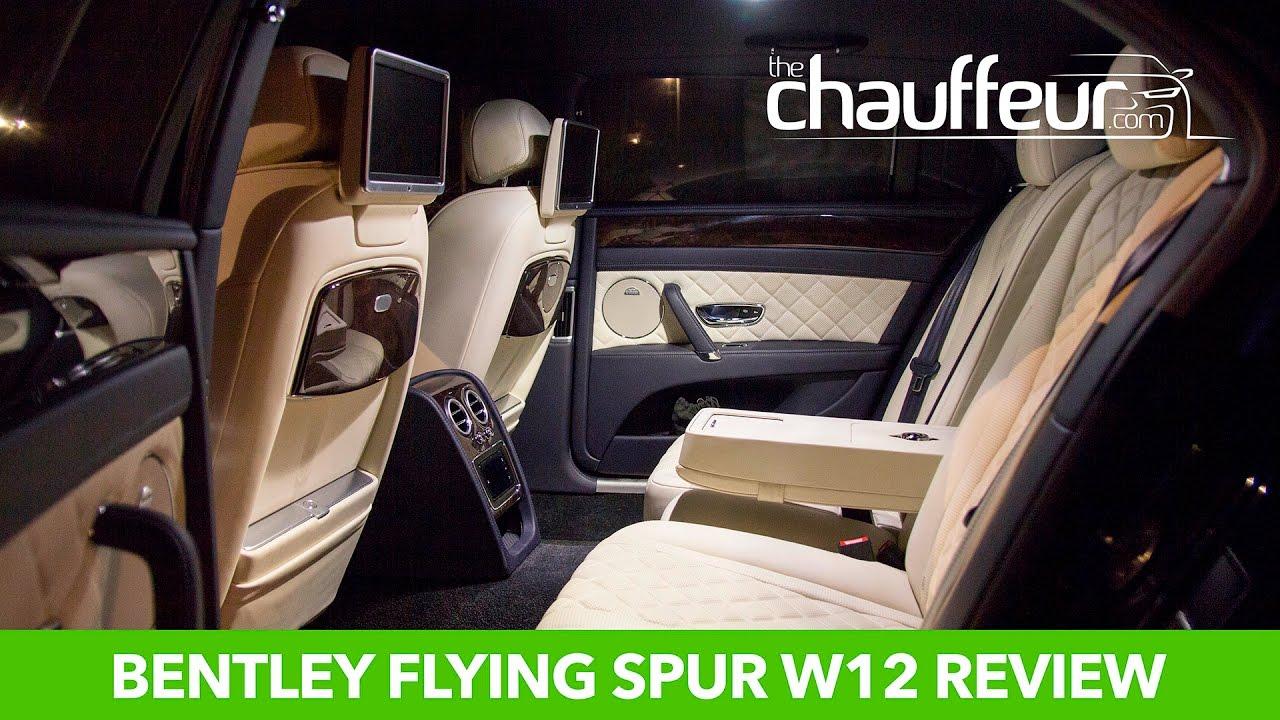 2018 bentley flying spur review. plain bentley bentley flying spur w12 review from thechauffeurcom to 2018 bentley flying spur review