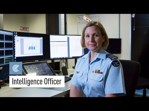 Air Force - Intelligence Officer - Emma