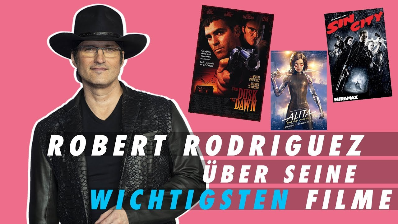 Robert Rodriguez Filme
