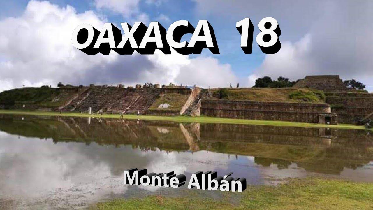 OAXACA 18  Monte Albán, El espíritu de 1350 años de trabajo