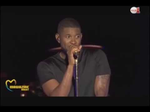 Usher - I Don't Mind @ Mawazine 2015 HD