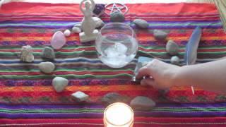 Full Moon Ritual - Releasing What No Longer Serves
