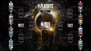 The Unofficial Analyst - 2018 NBA Playoffs First Round Predictions