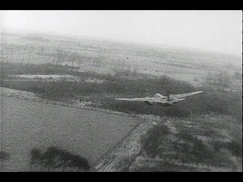 HD Historic Archival Stock Footage WWII - Nazi War Factory Wrecked By R.A.F. 1943