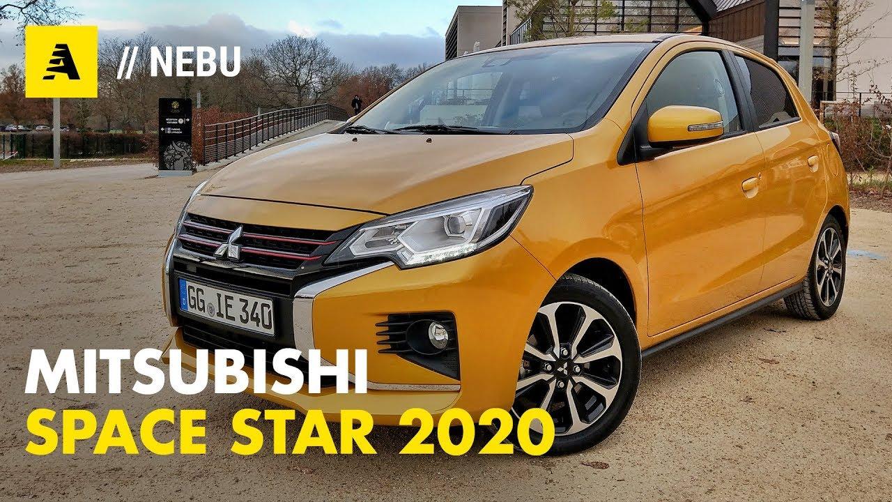 Mitsubishi Space Star 2020 Piu Accattivante E Completa Youtube