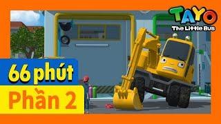 Tayo Phần2 Tập21-26 biên soạn l Tayo xe buýt bé nhỏ l Phim hoạt hình cho trẻ em