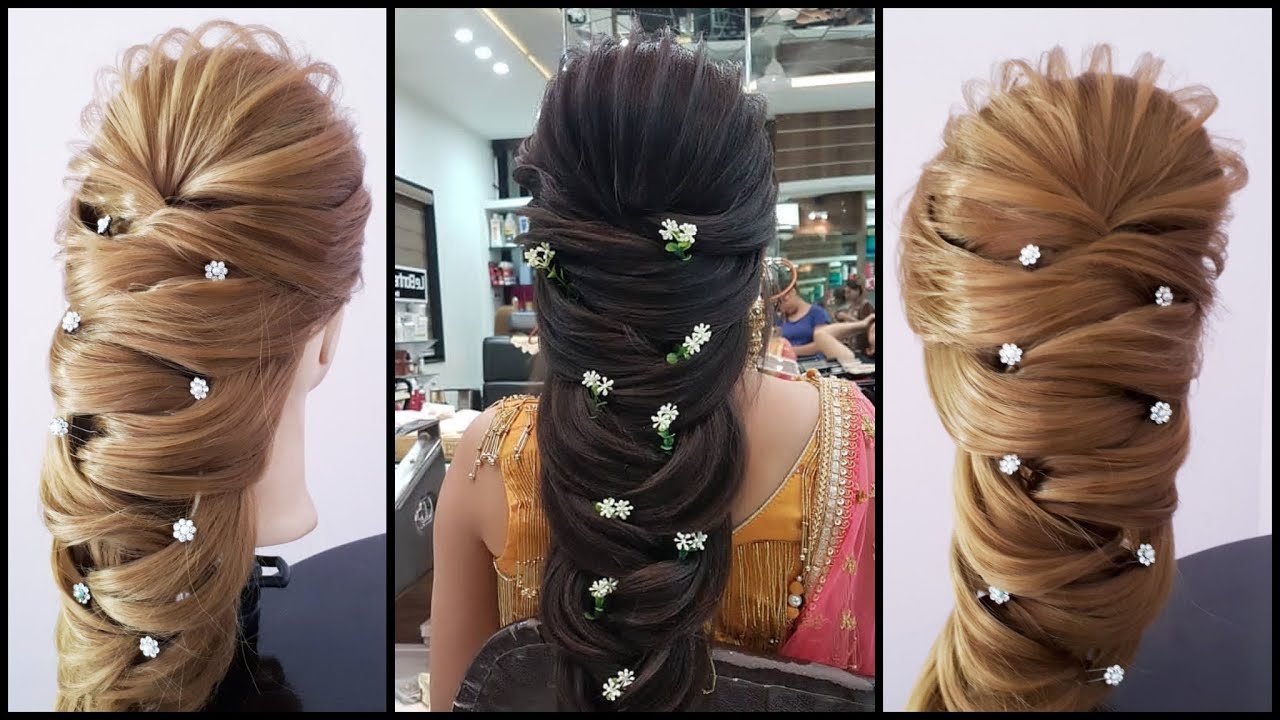 Beautiful Hairstyle For Thin And Long Hair || How To Style Long Hair || Layered Hairstyle