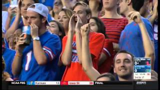 2015 Florida vs Ole Miss 1st Half