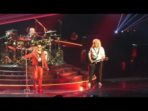 Queen + Adam Lambert- Radio Gaga-  LIVE Birmingham 30/11/17