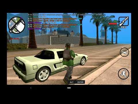 GTA Samp Multiplayer New Server Android