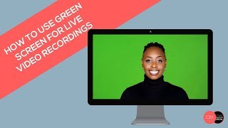 Video Sreen Green